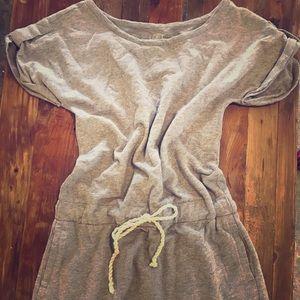 LOFT sweatshirt dress - XS